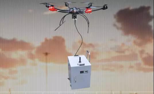 闭环步进电机系统在系留无人机上的应用